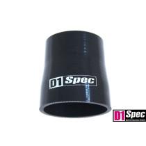 Szilikon szűkító D1Spec Fekete 57-63mm
